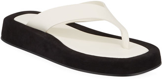 The Row Ginza Flip Flop