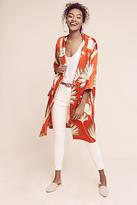 Siyu Palm-Printed Jacket