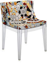 Kartell Mademoiselle 'a la mode' Transparent Chair