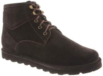 BearPaw Rueben Wool Lined Suede Boot