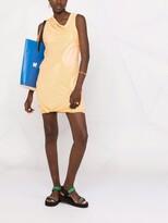 Thumbnail for your product : Kenzo Mesh-Panel Sleeveless Dress