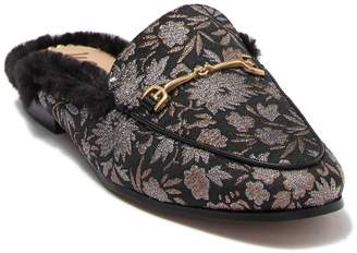 Sam Edelman Linnie Printed Faux Fur Loafer