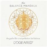 Dogeared Balance Mandala Center Circle Ring
