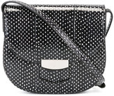Celine dots print shoulder bag