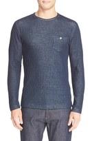 Todd Snyder Men's Long Sleeve Pocket T-Shirt