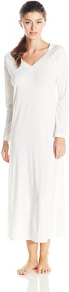 Hanro Women's Pure Essence/nightdress 1/1 Arm 130 cm Nightie