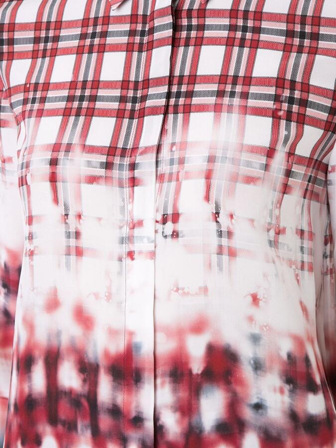 Altuzarra plaid shirt