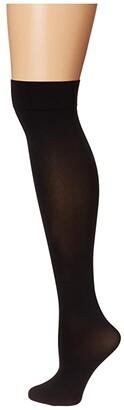 Wolford Aurora 70 Knee Highs (Black) Knee high Hose