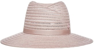 Maison Michel Virginie Wide Brim Hat