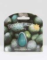 Vitamasque 3D Avocado Sleeping Mask