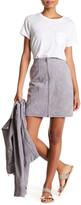Vero Moda Claire Suede Skirt