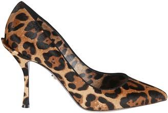 Dolce & Gabbana Leopard Pumps