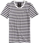 G Star Men's Striped T-Shirt