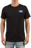 Volcom Men's Shop Graphic Pocket T-Shirt