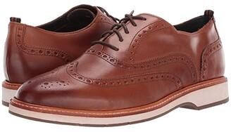 Cole Haan Morris Wing Oxford (British Tan) Men's Shoes