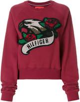 Tommy Hilfiger rock raglan sweatshirt