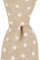 Original Penguin Hatcher Dot Skinny Cotton Tie