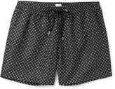 Paul Smith Slim-Fit Mid-Length Printed Swim Shorts