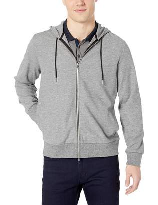Theory Men's Cotton Stretch Zip Hoodie