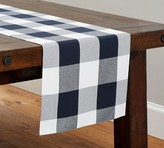 Pottery Barn Buffalo Check Table Runner