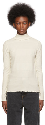 A.P.C. Off-White Angela Turtleneck