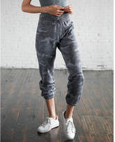Express low rise banded waistband fleece sweatpants