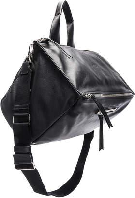 Givenchy Messenger Bag in Black   FWRD
