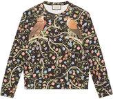 Gucci Birds of Prey print sweatshirt - men - Cotton - S