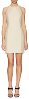 Plenty by Tracy Reese Lace Edge Halter Bodycon Dress
