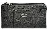 GUESS Women's Flowing Pebbled Fold-Over Wallet