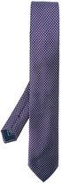 Brioni jacquard pattern tie