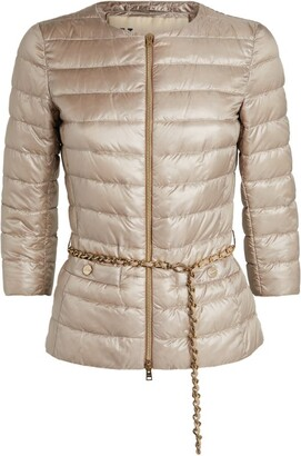 Herno Belted Lucrezia Puffer Jacket