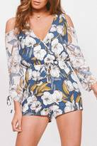 MinkPink Pacifico Playsuit