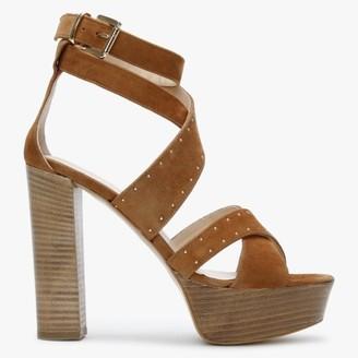 Daniel Adia Black Sandals