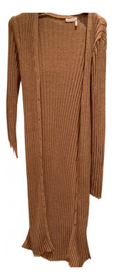 See by Chloe Camel Polyester Knitwear