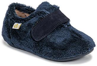 Citrouille et Compagnie LAFINOU boys's Flip flops in Blue