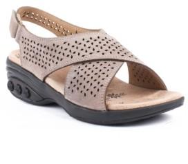 THERAFIT Shoe Olivia Adjustable Cross Strap Sandal Women's Shoes