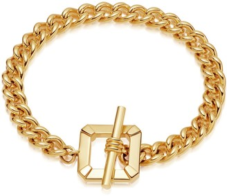 Missoma Lucy Williams T-Bar Chain Bracelet