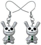 Summit Bun-Bun Bunny Furry Bones Earrings 316L