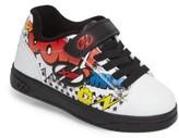 Heelys Boy's Dual Up X2 Comic Sneaker