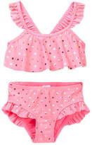Hula Star Milkshake 2-Piece Bikini Swimsuit (Toddler & Little Girls)