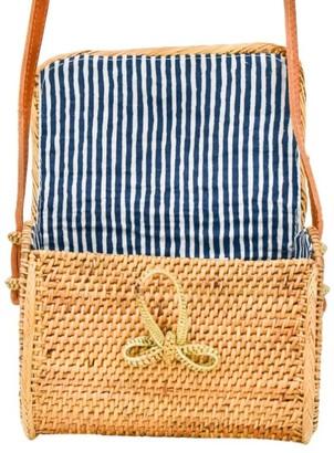 Poppy + Sage Sophia Bag Nantucket Navy Stripe