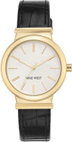 Nine West Livienne Round Watch