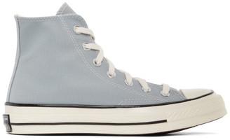 Converse Grey Seasonal Color Chuck 70 High Sneakers