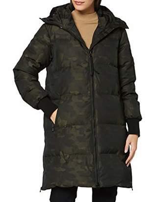 True Religion Women's Down Parka Coat,Small