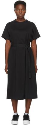 Y-3 Black Classic Tee Dress