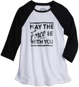 Disney Star Wars Raglan T-Shirt for Women by Her Universe