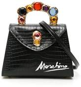Moschino Jewel Closure Bag
