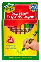 Crayola My First Washable Triangular Crayons 16ct