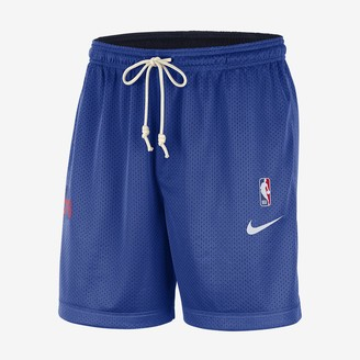 Nike Men's NBA Reversible Shorts 76ers Standard Issue